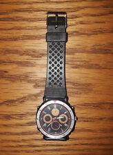 New Cheap Chronograph Look w/Roman Numerals Stainless Steel Japan Watch