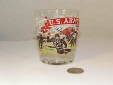 "U.S. Army High Ball Glass 3 3/8"" (7342)"