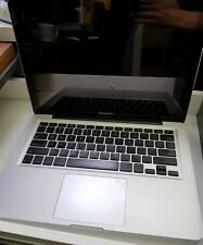 Apple MacBook Pro 13inch 2010 - Not working. No Hard drive. No battery.