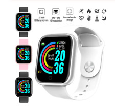 Smart Watch for Android and IOS, Unisex, Heart Rate Monitor, Pressure, Sports