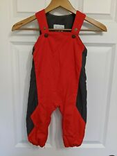 Columbia Snowsuit Baby Infant Size 18 Months Gray Red