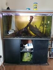 400 litre aquarium/fish tank and stand