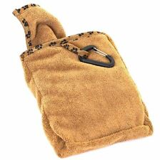 Microfibre Pet Travel Towel Portable Fast Drying Super Absorbent Handy Belt Clip