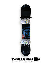 Wall Bullet Snowboard mount wall hanger rack Burton Ride Lib Tech Forum Salomon