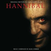 HANNIBAL SOUNDTRACK CD OST NEW+