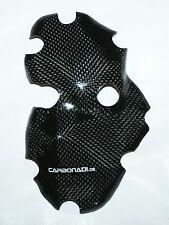 Kawasaki zx6r 07-08 carbon zündgeberdeckel motor tapa cover carbone carbono
