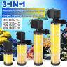 3-in-1 Water Circulation Increase Oxygen Fish Tank Aquarium Internal Filter