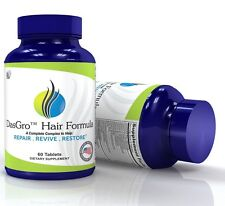 Dasgro Hair Formula- This product is AMAZING for hair loss and healthy hair!