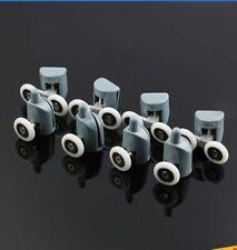 Shower Rooms Cabins Pulley Bathroom Roller Runners Wheels Pulleys 22mm