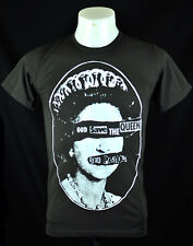 SEX PISTOLS Dark t-shirt Retro Indy Punk Rock Crew 100% soft cotton Tee Size M