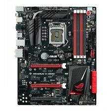 Carte mere asus maximus VI HERO socket Intel lga 1150 lga1150 H3 GAMER z97 Z87