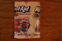 Super Rare Kool Aid Strawberry Misprint 1990!!