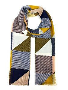 New Colorful Check Print Style Fashion Scarf High Quality 90/180cm Shawl Hijab