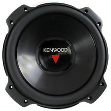 Kenwood 12 Inch 2000 Watt 4 Ohm Single Voice Coil Audio Subwoofer | KFC-W3016PS