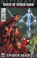 ULTIMATE COMICS SPIDERMAN 159...VF...2011...Brian Michael Bendis...Bargain!