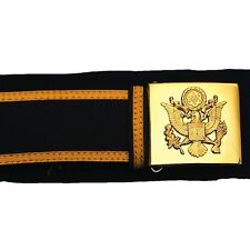 US Army NCO Infantry Ceremonial Belts