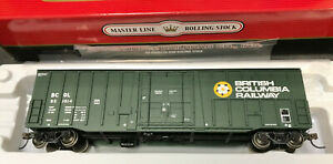 Atlas 20002674 HO Scale 50' NSC 5277 plug door boxcar - British Columbia 851014