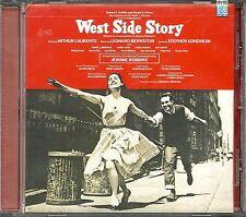 West Side Story Mastersound Gold CD Neu OVP Sealed SBM no Slipcase US Siegel
