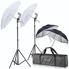 Neewer Von Kamera Doppelblitzgerät Blitzschuh-Schwenker Weiches Schirm-Kit