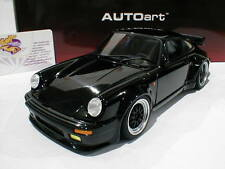 Porsche 911 930 Turbo Wangan Midnight Black Bird 1 18 Autoart 78156