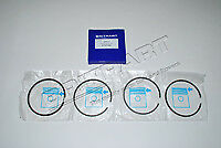Piston Rings Land Rover 2.25 & 2.5 NA Diesel Engines, Oversize 0.040 STC77240