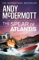 The Spear of Atlantis (Wilde/Chase 14), McDermott, Andy, New condition, Book