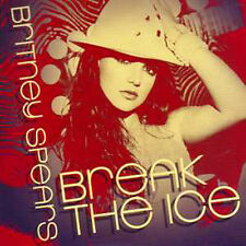 CD Single   Britney SPEARS Break the ice 2-track CARD SLEEVE