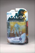 "McFarlane Toys Halo 3 Series 4 ""Active Camouflage Arbiter"" Action Figure, 5 NEW"