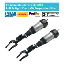 Paar(2) Vorne Federbine Stoßdämpfer für Mercedes GLE Coupe C292 GLE W166 GLE 350