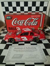 Dale Earnhardt Sr 1/18 Revell Collection NASCAR 1998 Coca-Cola Diecast