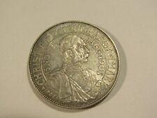 Denmark 1903 2 Kroner Silver Coin