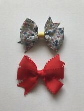 Handmade Hair Bow Clip Brand New
