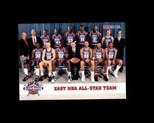 MICHEAL JORDAN 1993 HOOPS EAST ALL STAR TEAM #281 NBA (O)
