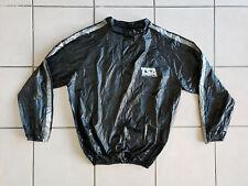TSA PVC Wet Look Sauna Suit Top, Black, XL