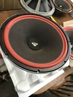 "Cerwin Vega E-715 Speakers (1) 15W5, 15"" Woofer , Needs Reconed & Refoamed"