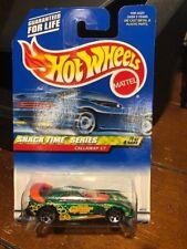 2000 Hot Wheels Snack Time Series Callaway C7 #13