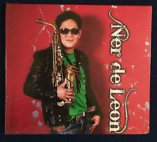 Ner de Leon CD Smooth Jazz & OPM CD Collection Pinoy Music & Instrumental Music