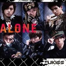 U-KISS-ALONE-JAPAN CD+DVD D73