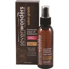 SEVEN WONDERS Morrocan Argan Treatment Oil Light Spray 125ml