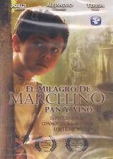 DVD - El Milagro De Marcelino Pan Y Vino NEW Jorge Lavat FAST SHIPPING !