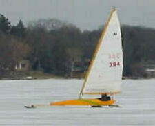 10 DIFFERENT ICEBOAT ICE BOAT PLANS easy howto boats 24 new