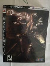 Demon s Souls Deluxe Edition ATTENZIONE MANCA IL GIOCO!THERE IS NOT THE GAME!