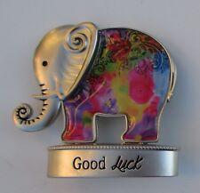 e Good luck Lucky Elephant Figurine miniature Ganz