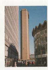 Warszawa Hotel Forum Poland Postcard 752a