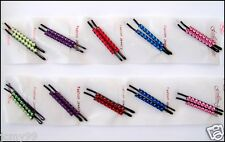 Lot de 20 Barrettes épingles à cheveux avec strass -AC298