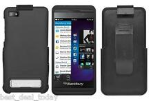 OEM Seidio Surface Combo Case W/Holster Clip For Blackberry Z10 BB10 BB-10 Black