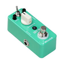 New Mooer Green Mile Overdrive Micro Guitar Effects Pedal!!