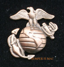 US MARINES EAGLE GLOBE ANCHOR LAPEL HAT HAT PIN UP MCB MCAS EGA VETERAN MR 1831