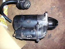 Vauxhall Cavalier 1988 Mk2 1.3 saloon Starter Motor