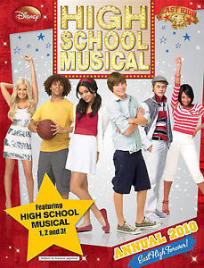 High School Musical  Annual: 2010 by Egmont Childrens Books (Hardback, 2009)